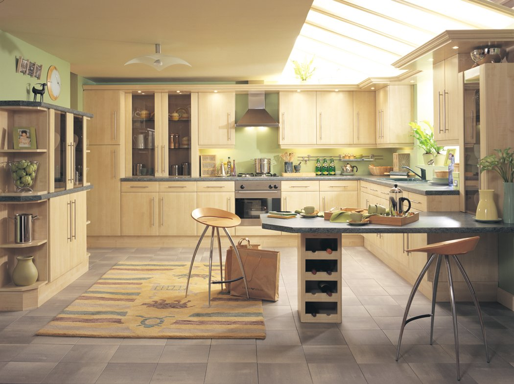 Kitchen designs kitchen cabinets kitchen design bedroom for Kitchen design gallery